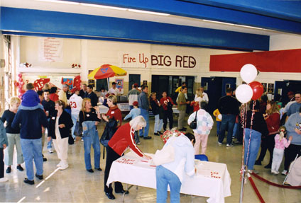 Arlington High School Homecoming 2004 Foyer